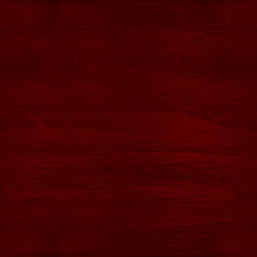 Seamless Dark Cherry Wood Texture Infovisual
